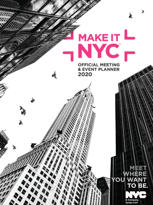 NYC Official Meeting & Event Planner