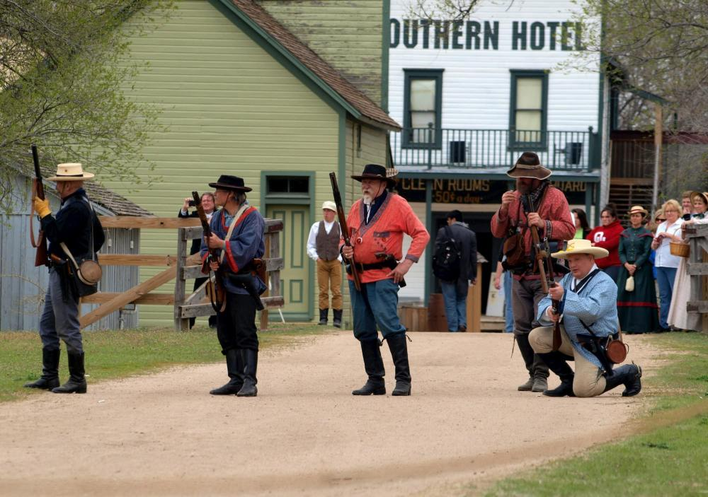 Old Cowtown Museum Gunfighters