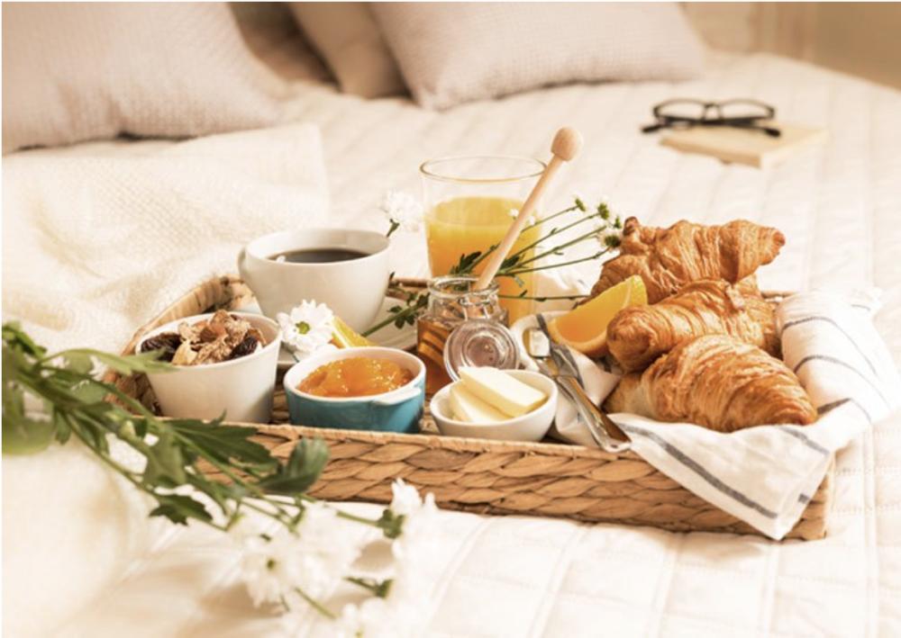 Pleasant View Inn Breakfast