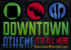 Downtown Athens ADDA logo