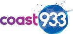 Coast 93.3 Logo