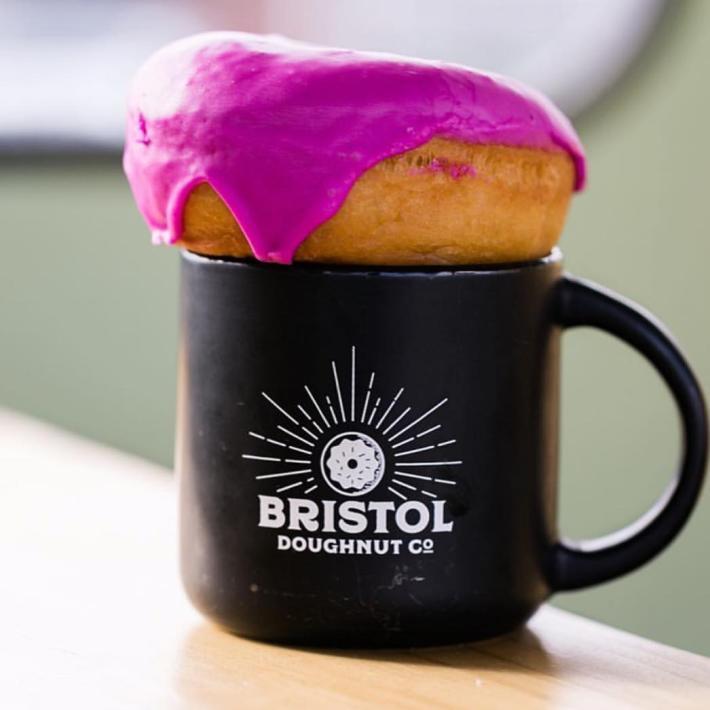 Bristol Doughnut Donut