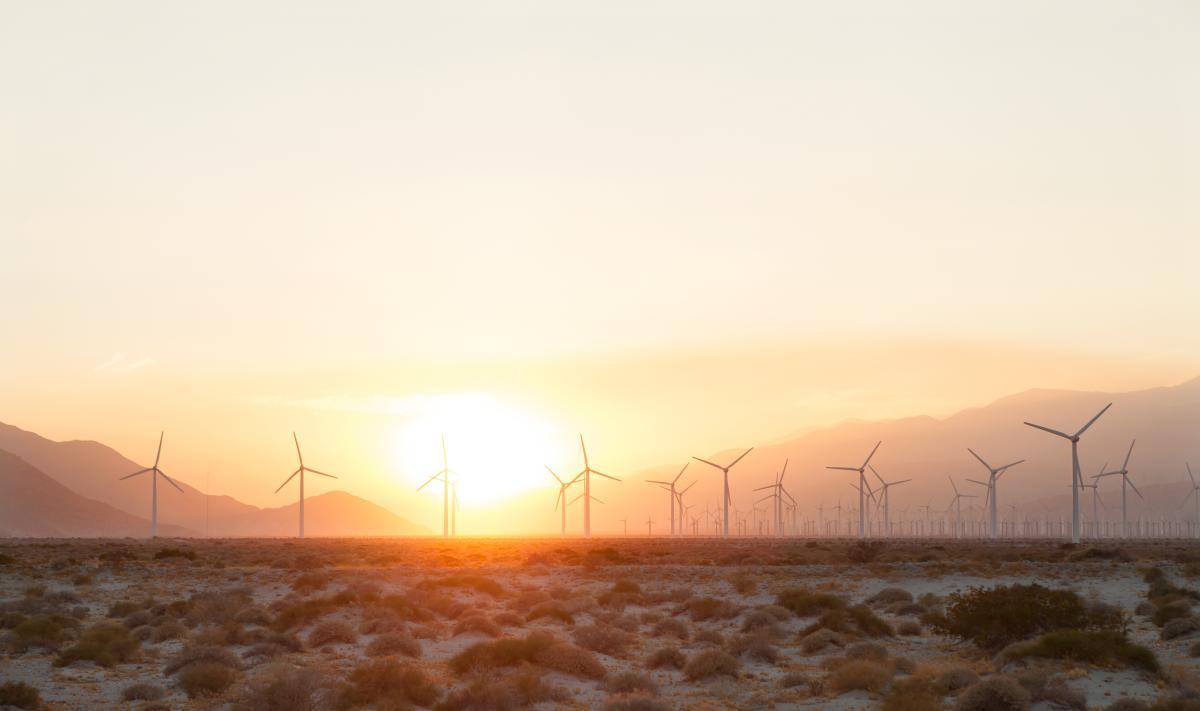 GPS windmills