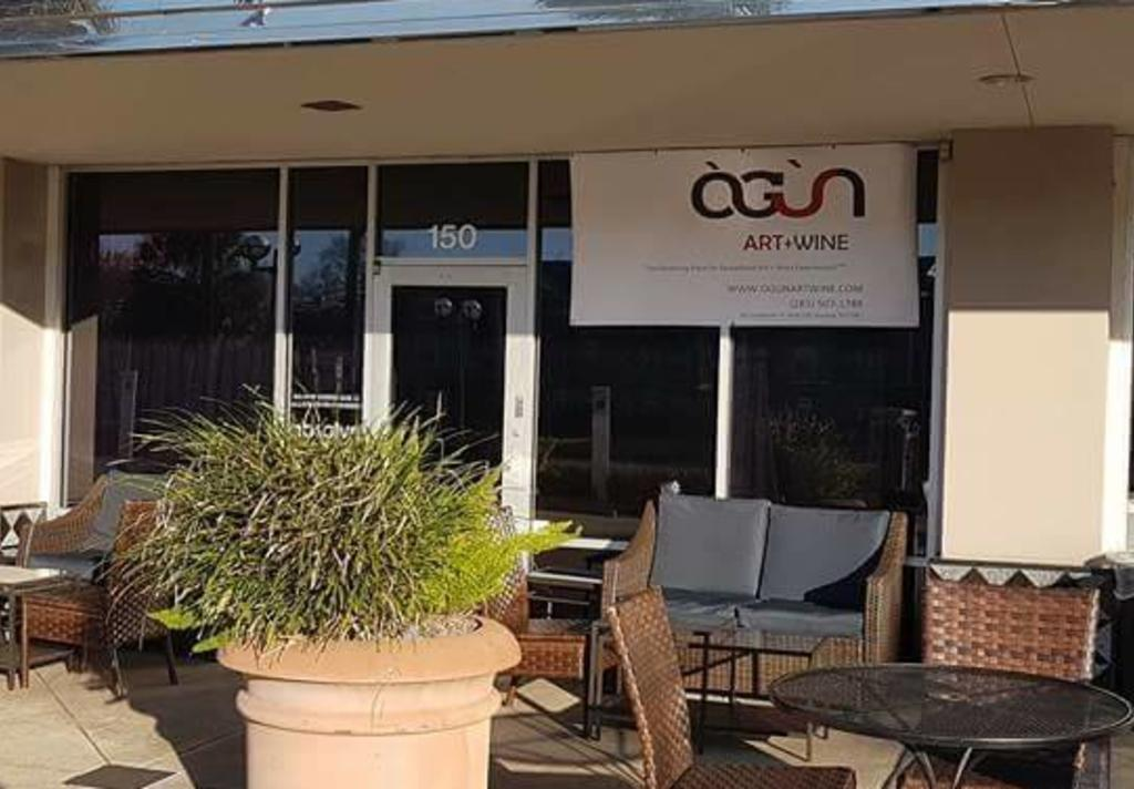 Ogun Art + Wine