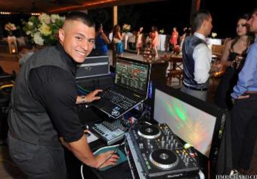 Get the Mix DJ