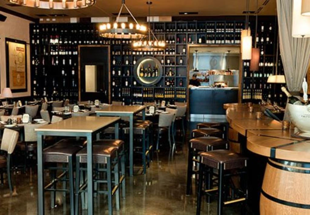 Cru Food and Wine Bar
