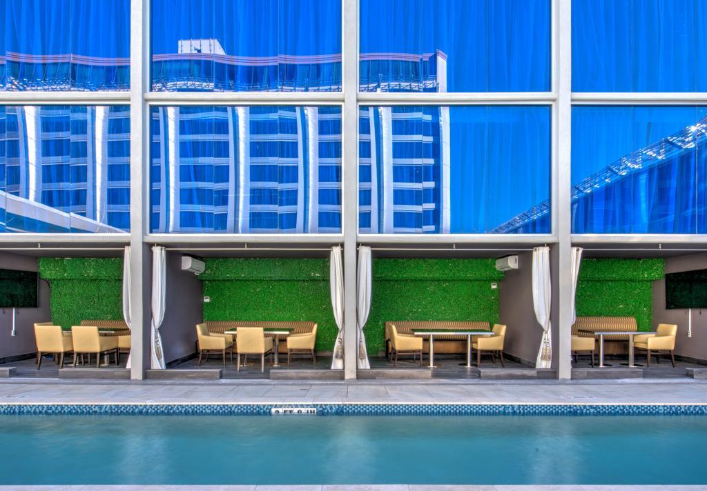 Grand Tuscany Hotel Cabana