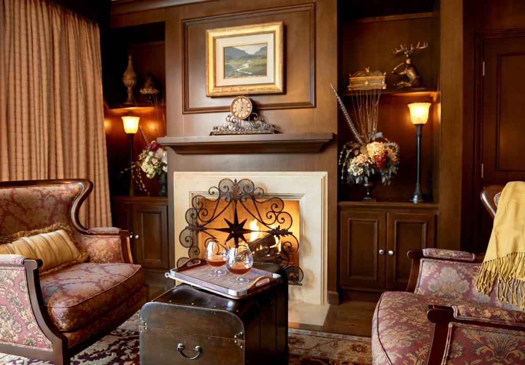 Capital Suite Fireplace