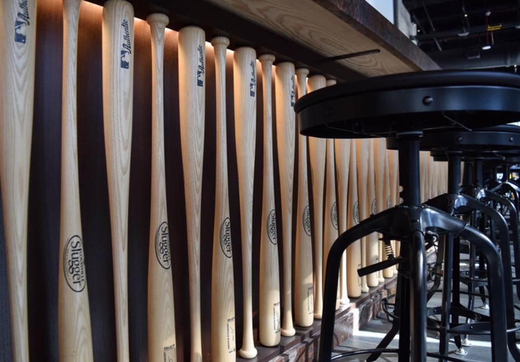 Biggio's Bar Bats