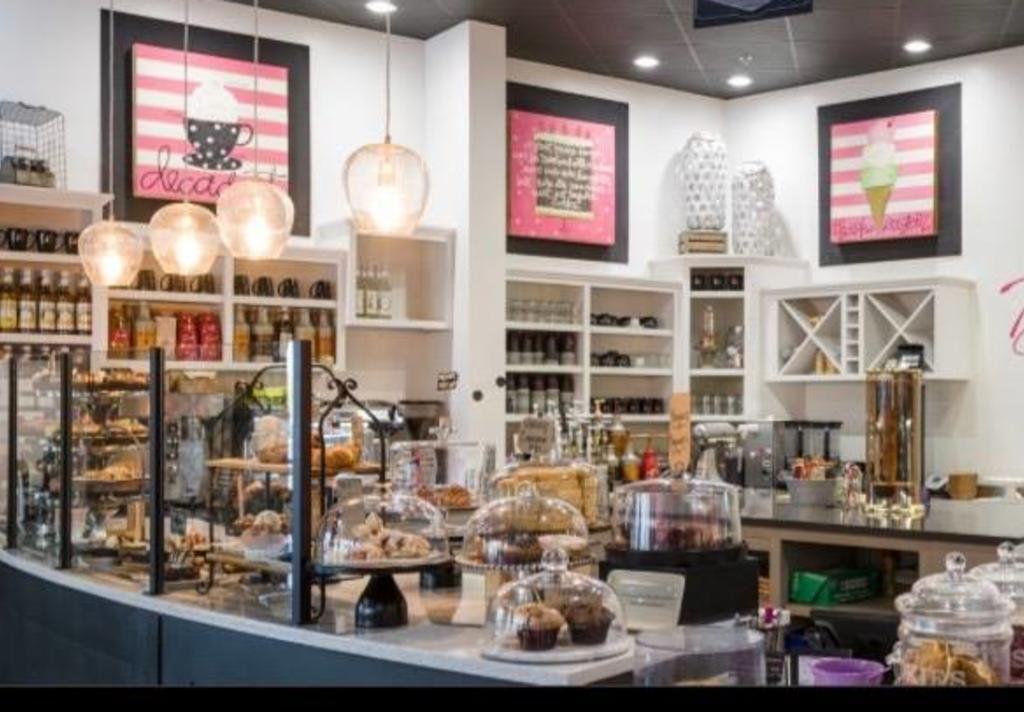 Decadent Coffee & Dessert Bar