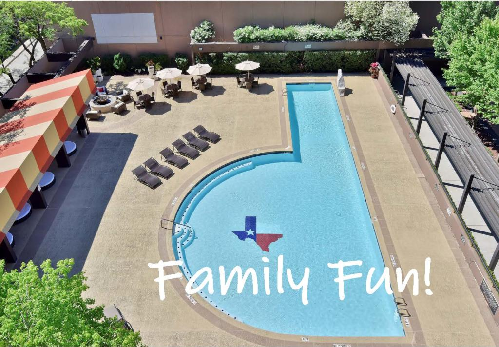 Pool For Family Staycation