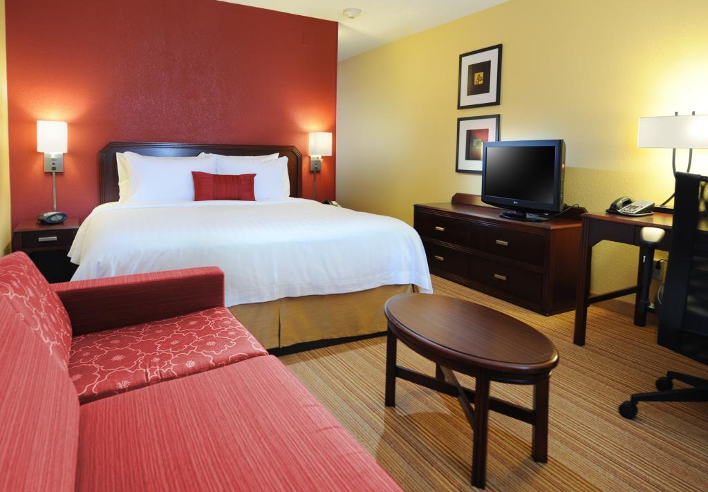 Courtyard By Marriott Houston Hobby