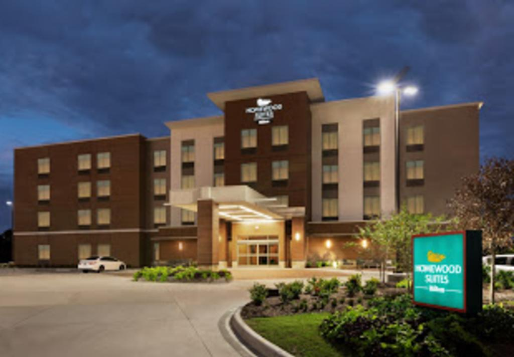 Homewood Suites Beltway 8 and FallBrook Exterior