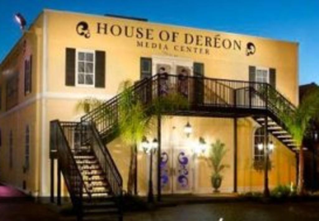House of Dereon Media Center