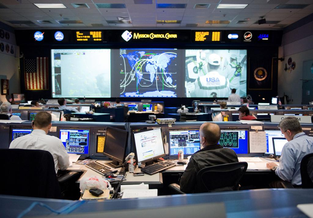 Space Center Level 9