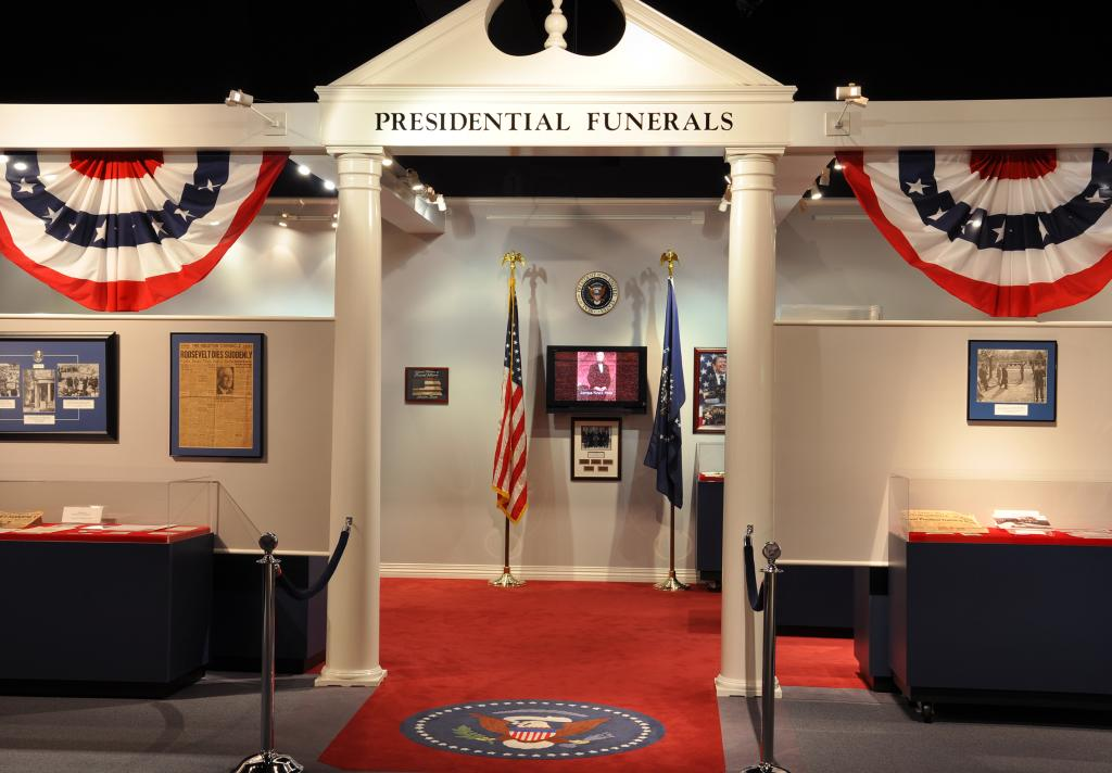 Presidential Funerals Exhibit