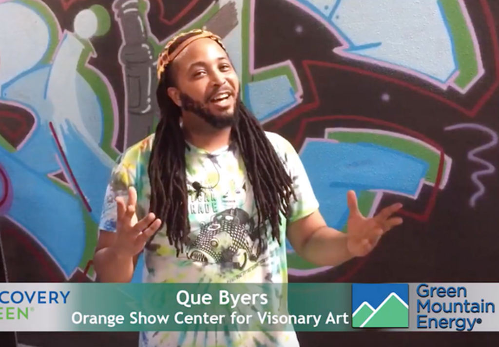 Arts And Crafts Online With The Orange Show Kid Friendly Events