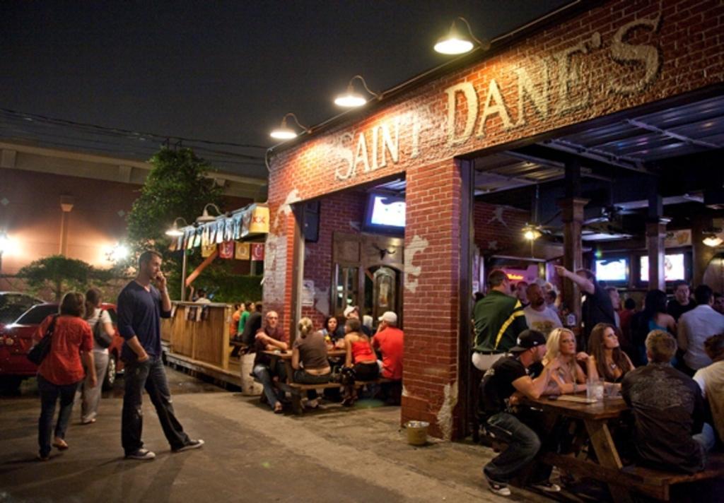 Saint Dane's