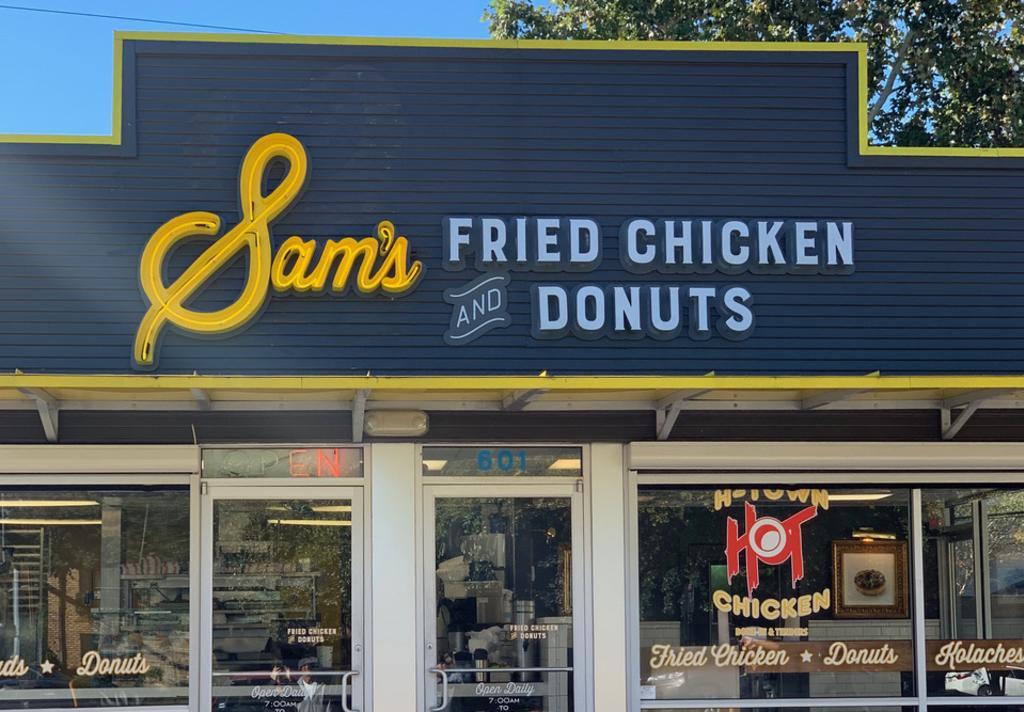 Sam's Fried Chicken