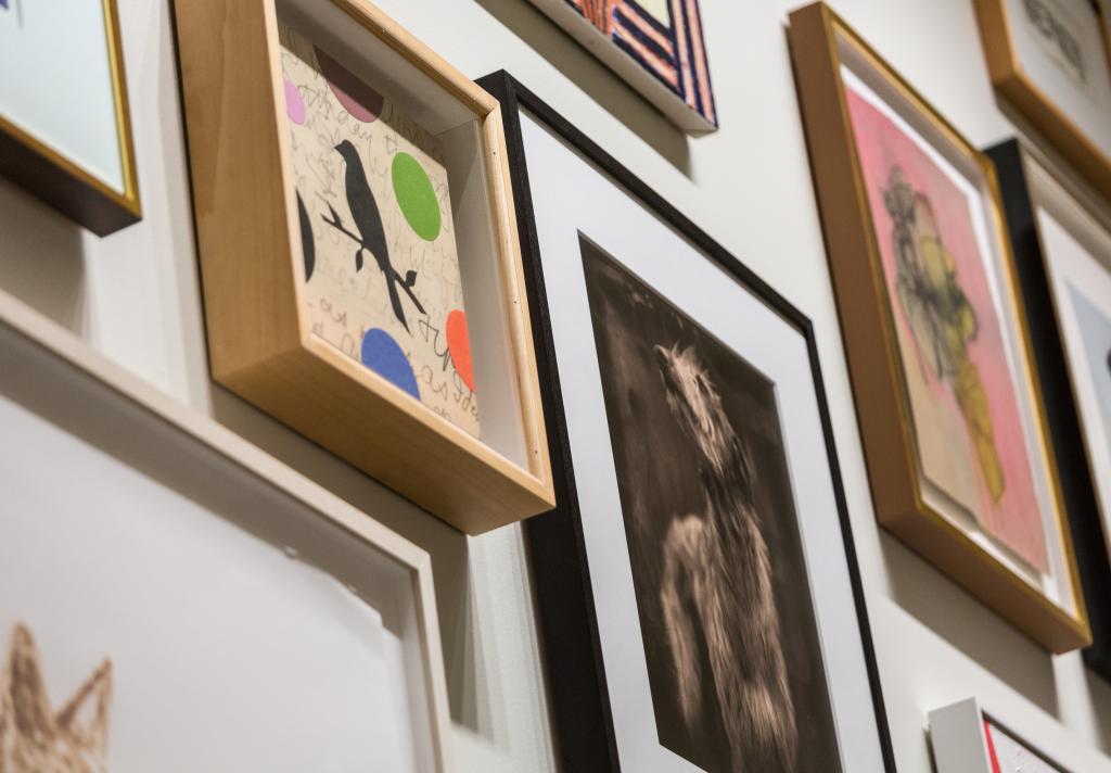 The Lancaster Salon Artwork