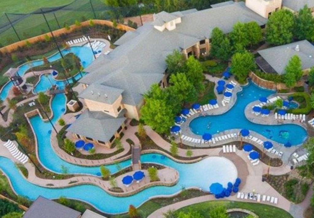 Lazy River Rendering