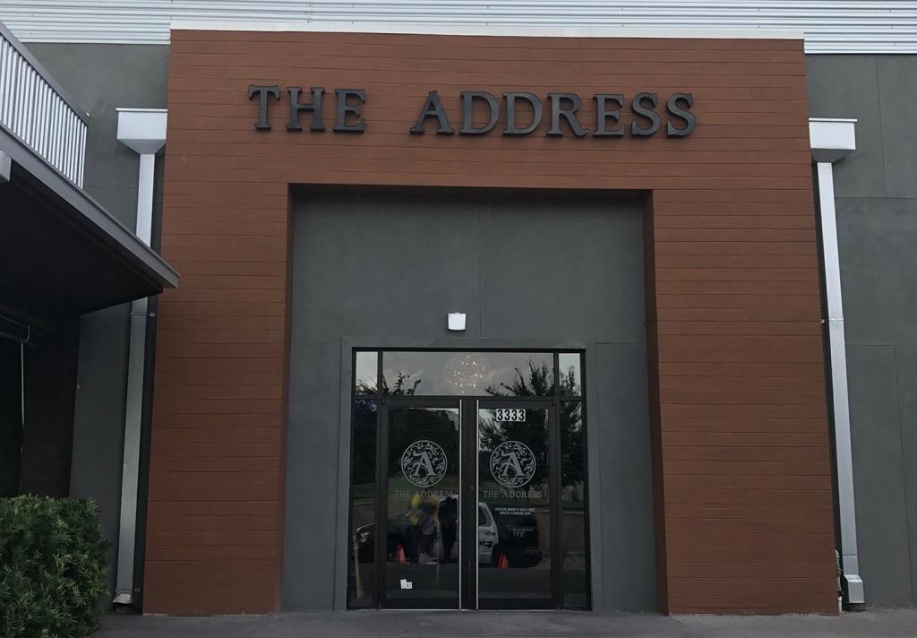 The Address
