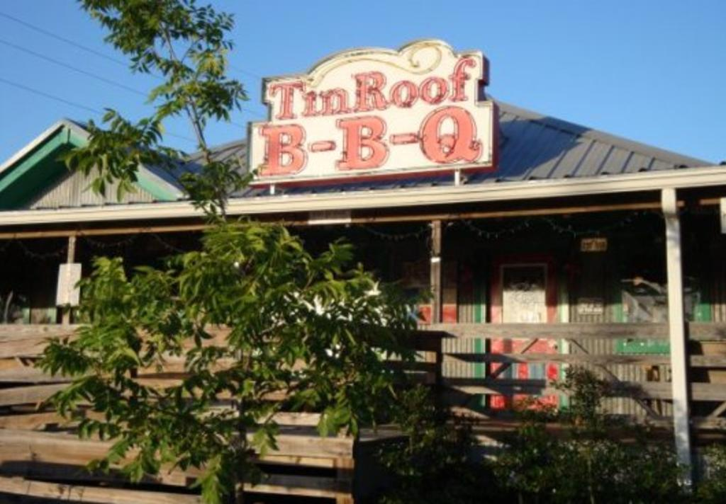 Tin Roof BBQ and Steaks