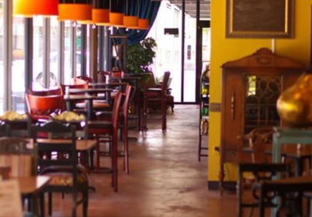 Weslayan Cafe