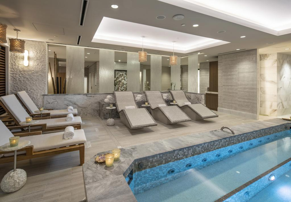 The Post Oak spa