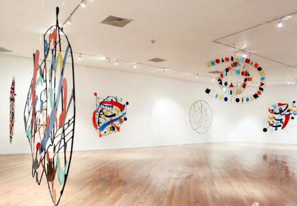 guided art tour blaffer