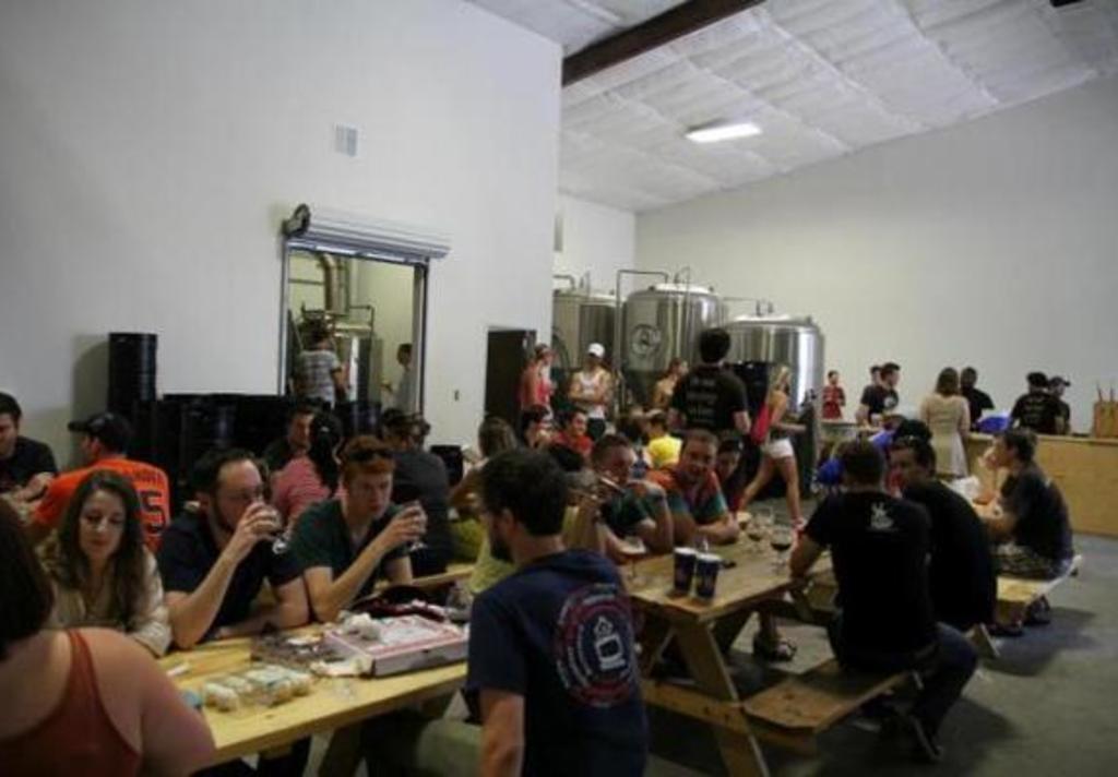 buffalo bayou brewery