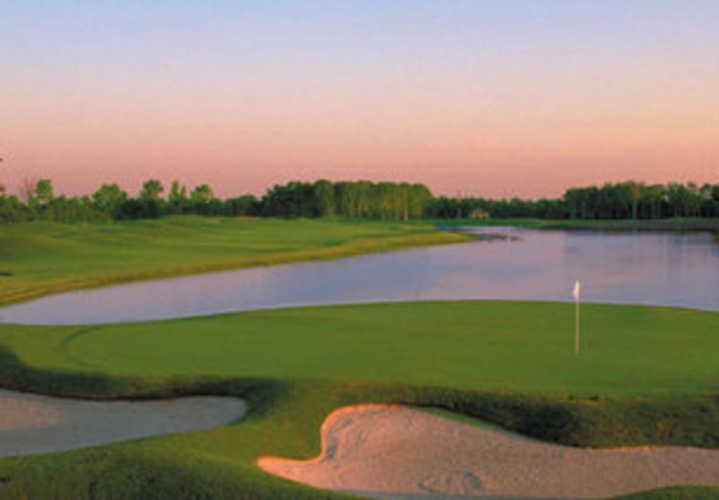 The Houstonian Golf and Country Club