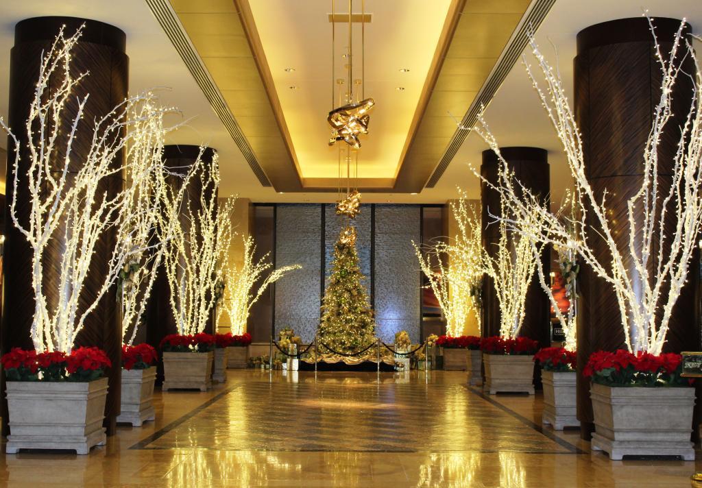 Holiday Lobby
