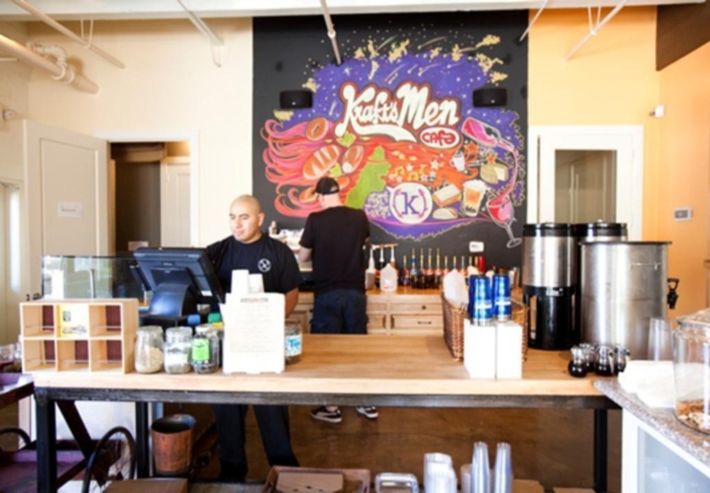 Kraftsmen Cafe