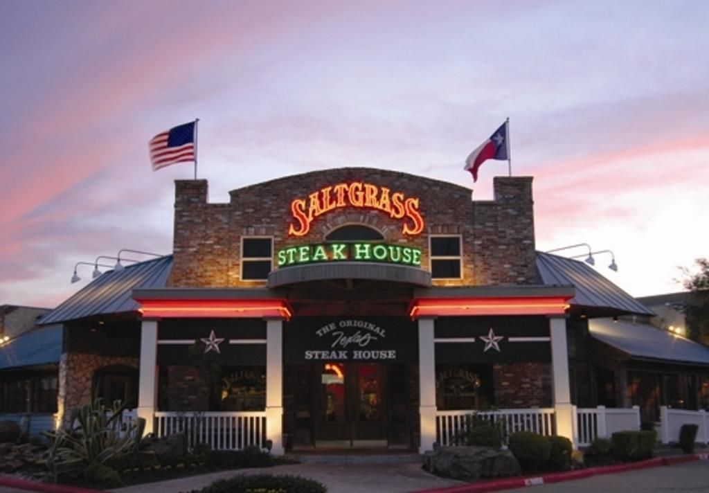 Saltgrass Steakhouse Exterior Photo