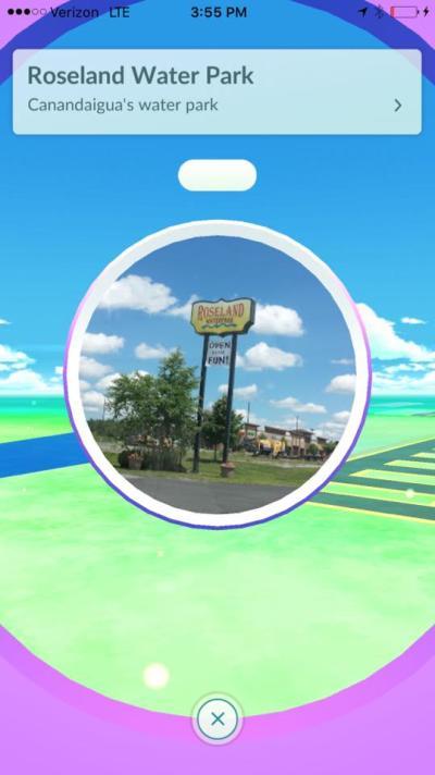 Roseland Pokestop