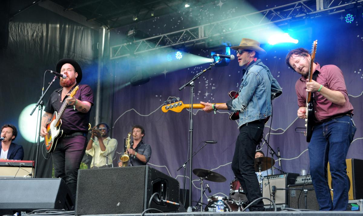 Bohemian Nights at NewWestFest - Nathaniel Rateliff
