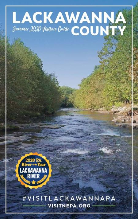 Lackawanna County Visitors Guide - Summer 2020