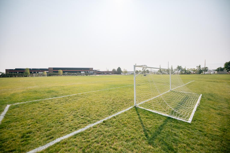 North Casper soccer fields casper, wy