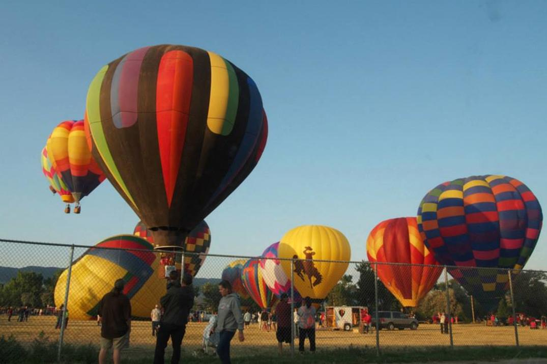 Balloon Round-up