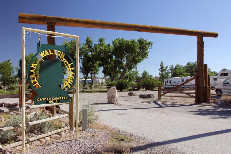 Fort Casper Campground