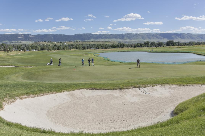 Three Crowns Golf Course