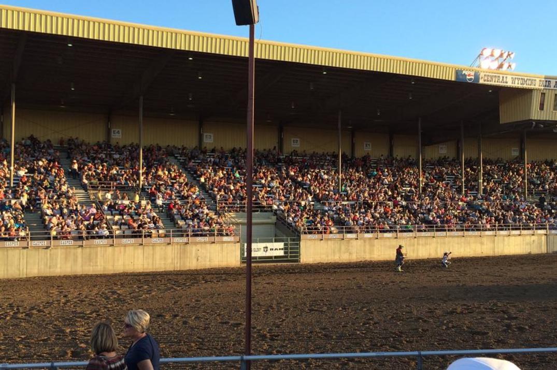 Outdoor Arena/Grandstand