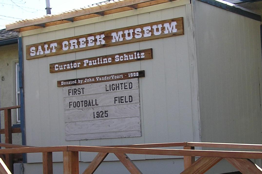 Salt Creek Museum
