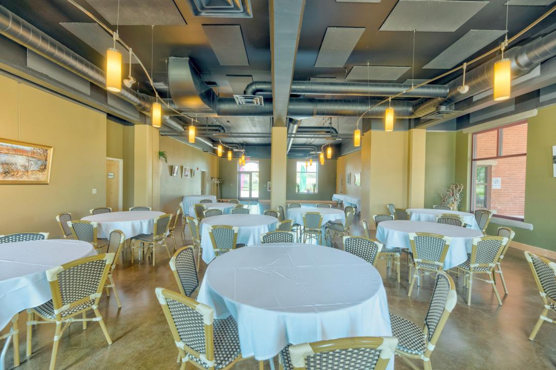 Tate Pumphouse Event Space