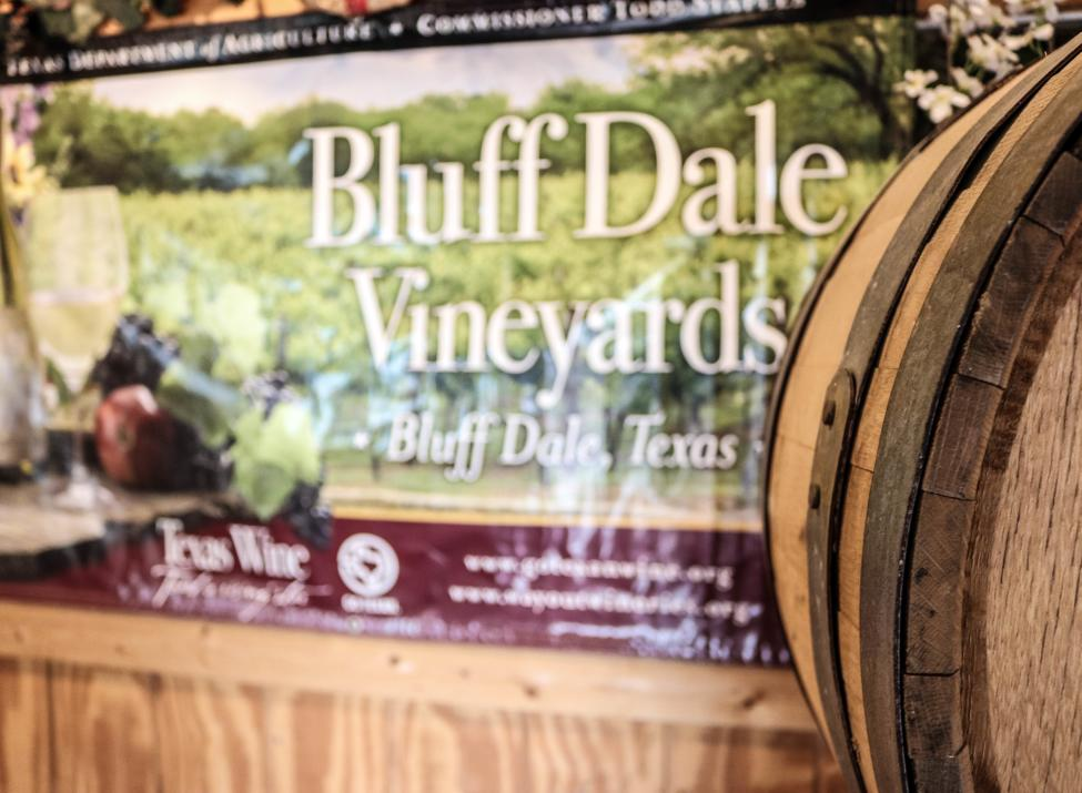 Bluff Dale Vineyards