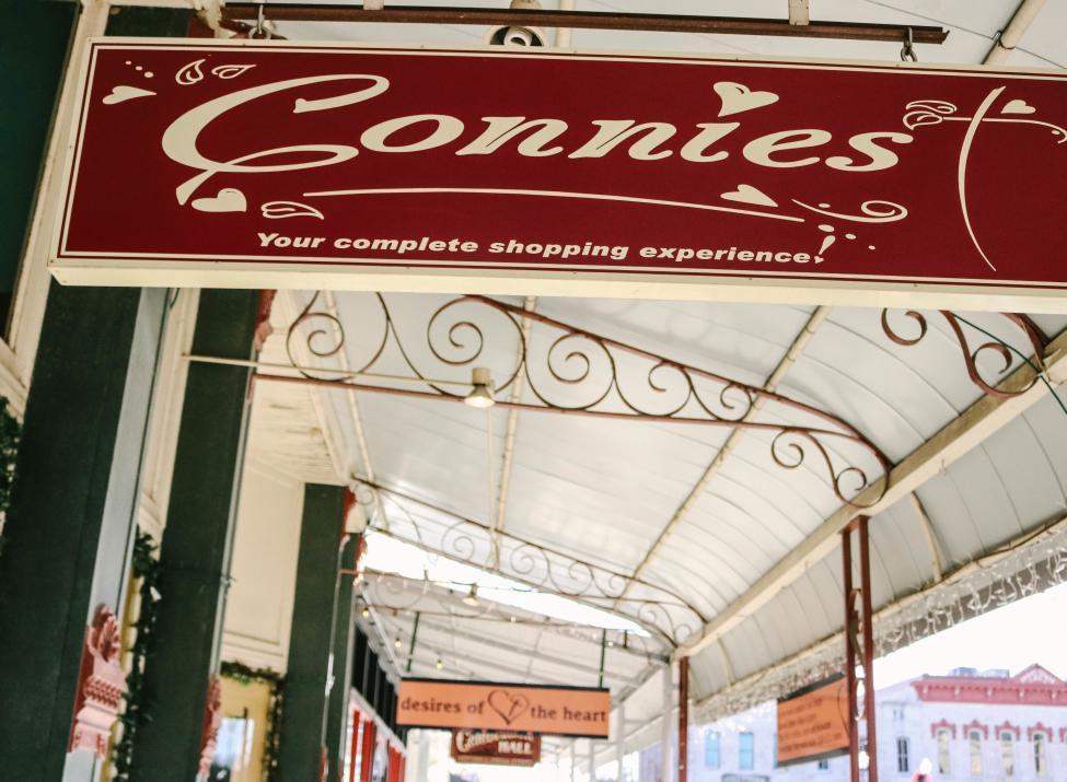 Connie's
