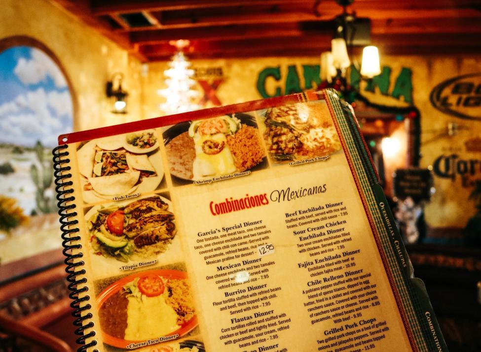 Garcia's