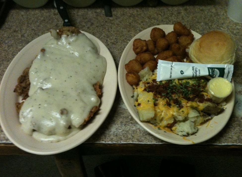 Mary's Brazos Cafe