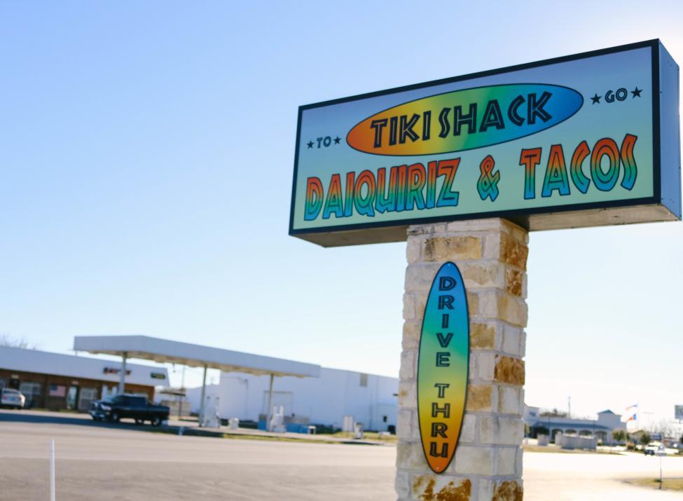 The Tiki Shack